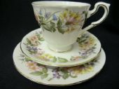 Paragon COUNTRY LANE tea trio